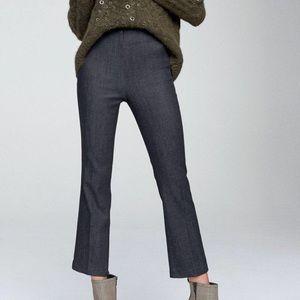 Rag & Bone Hina indigo Trouser Jeans
